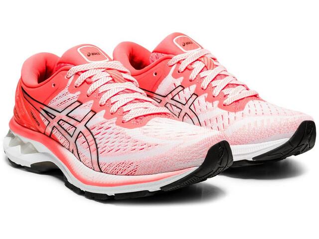 asics Gel-Kayano 27 Tokyo Schuhe Damen white/sunrise red